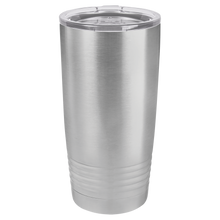 Load image into Gallery viewer, Stainless Steel Tumbler- 20 oz Sure Grip