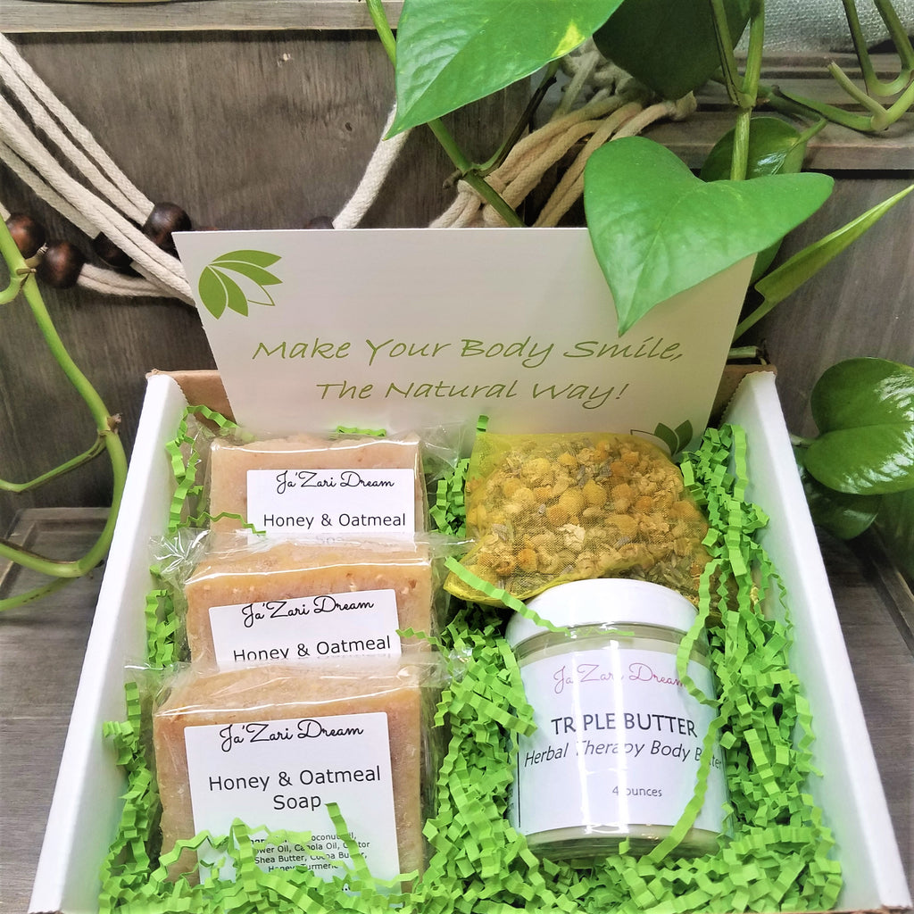 Soothe & Smooth Dream Box