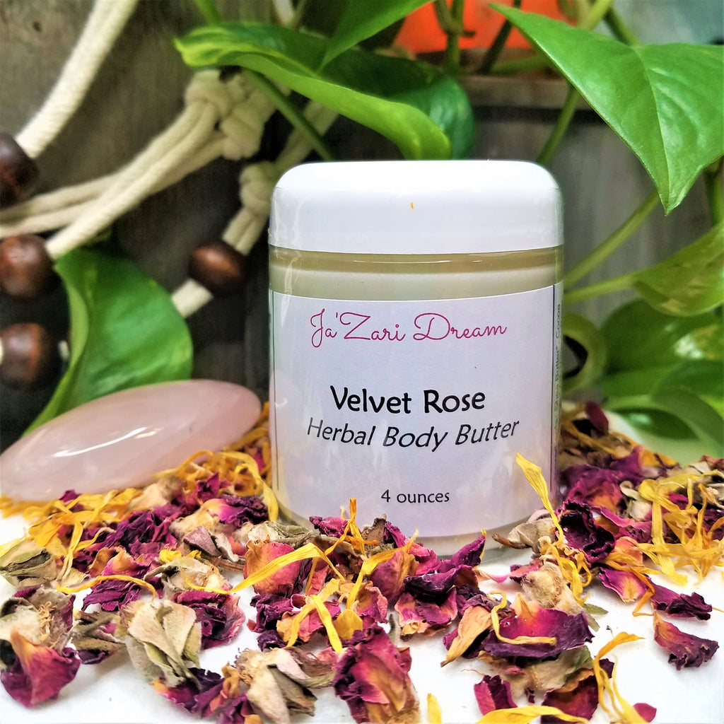 Velvet Rose Herbal Body Butter