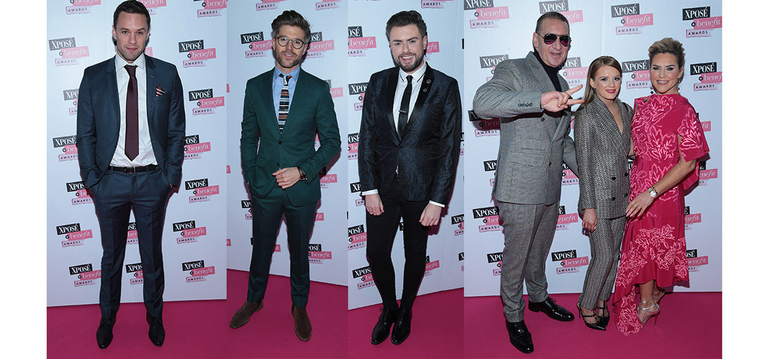 TV3 XPOSE Benefit Awards | Best TV Male