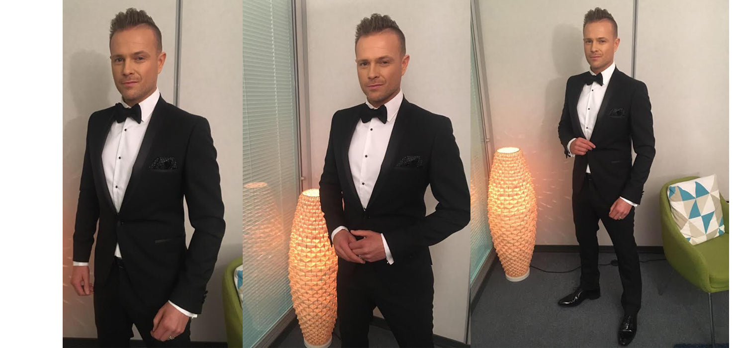 DWTS Ireland | Nicky Byrne in Benetti