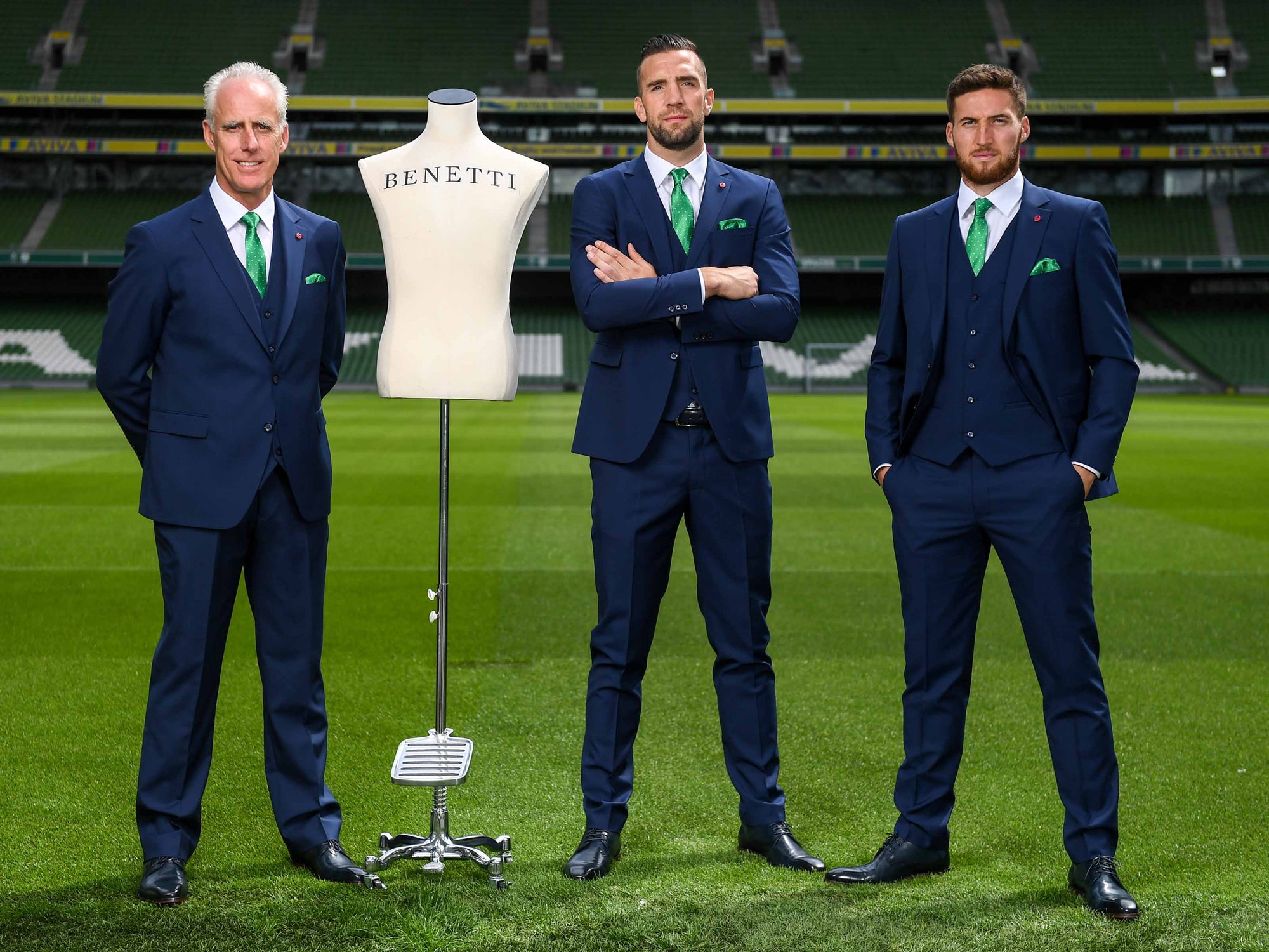 Official Tailor To The FAI