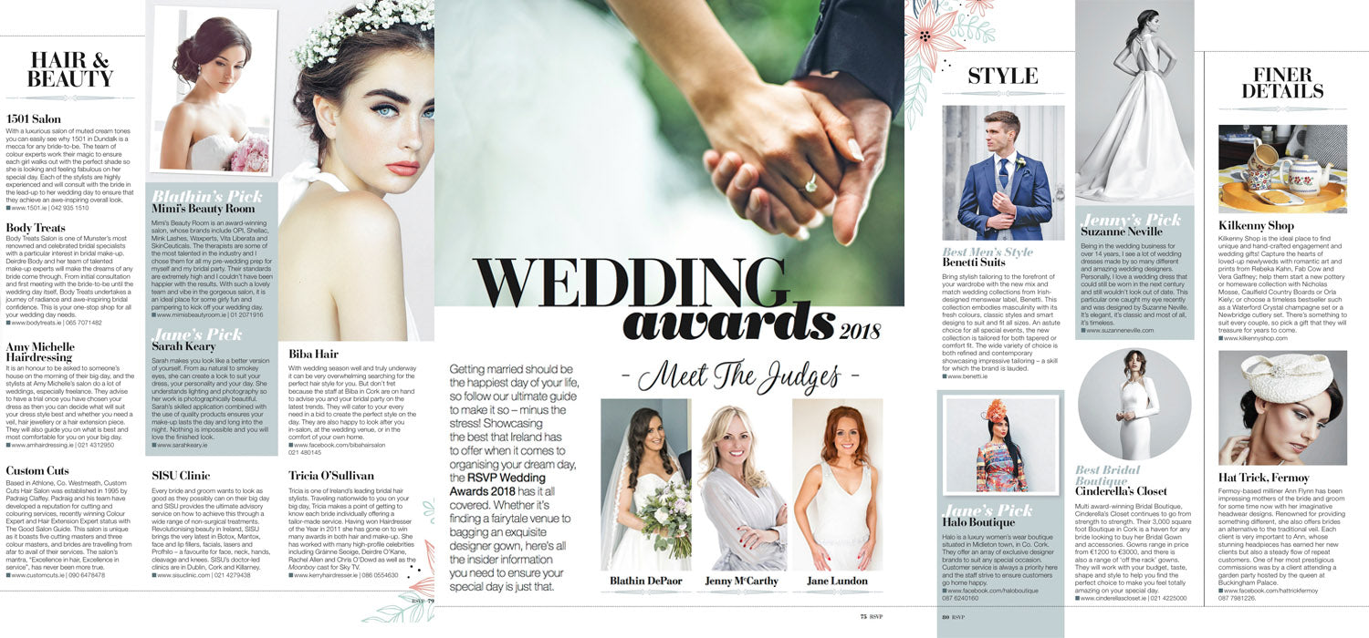 RSVP 'Wedding Awards' | Best Style