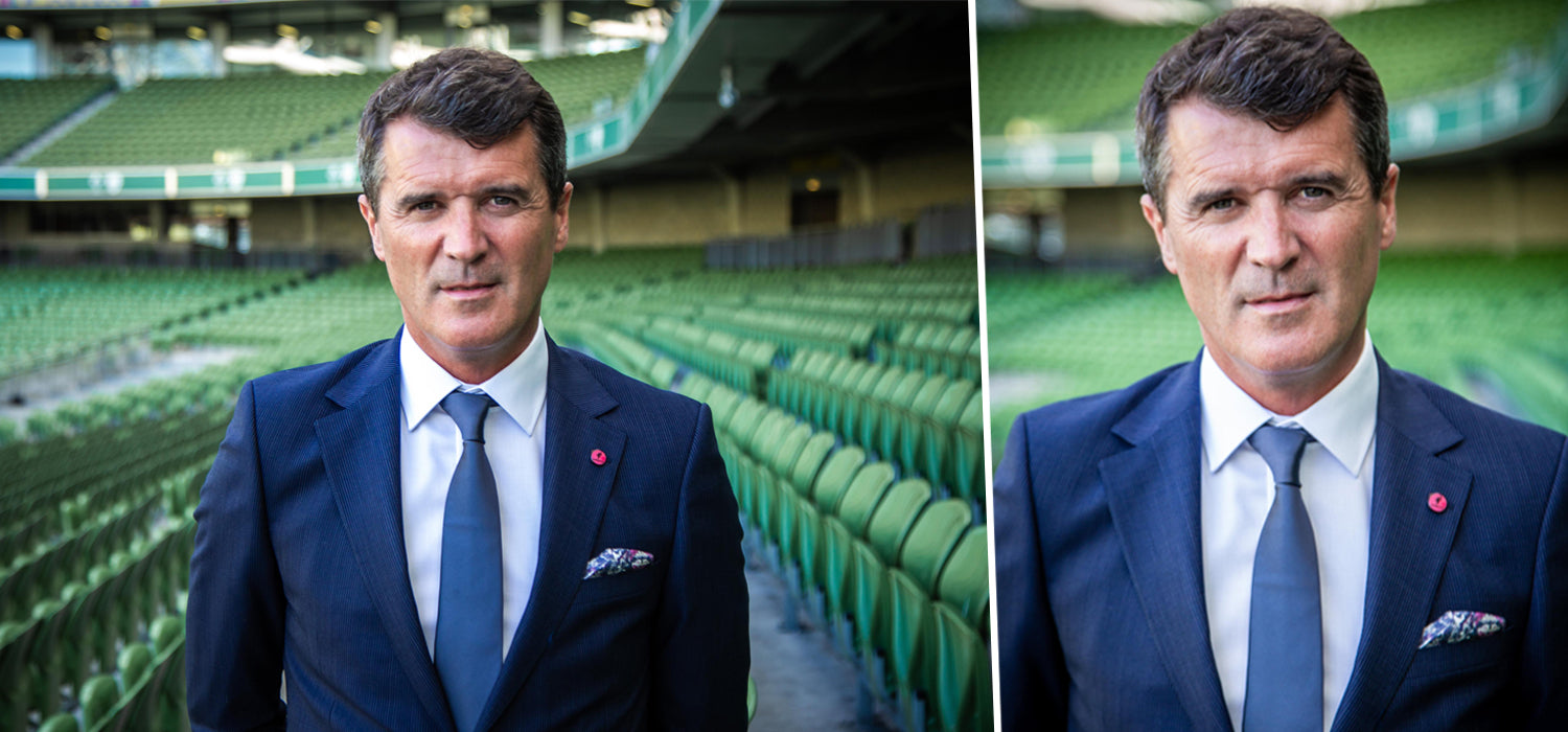 Roy 'Keane' On New Benetti Collections