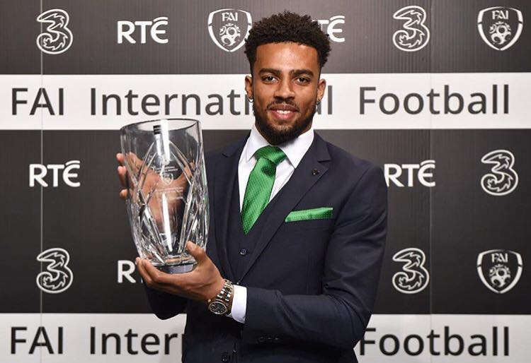 Benetti, Benetti Menswear, FAI Awards, FAI International Football, FAI Awards 2018, Shane Duffy, Cyrus Christie, James McClean, Official Tailor