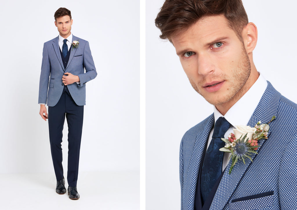 Alexander Wedding Jacket By Benetti Menswear