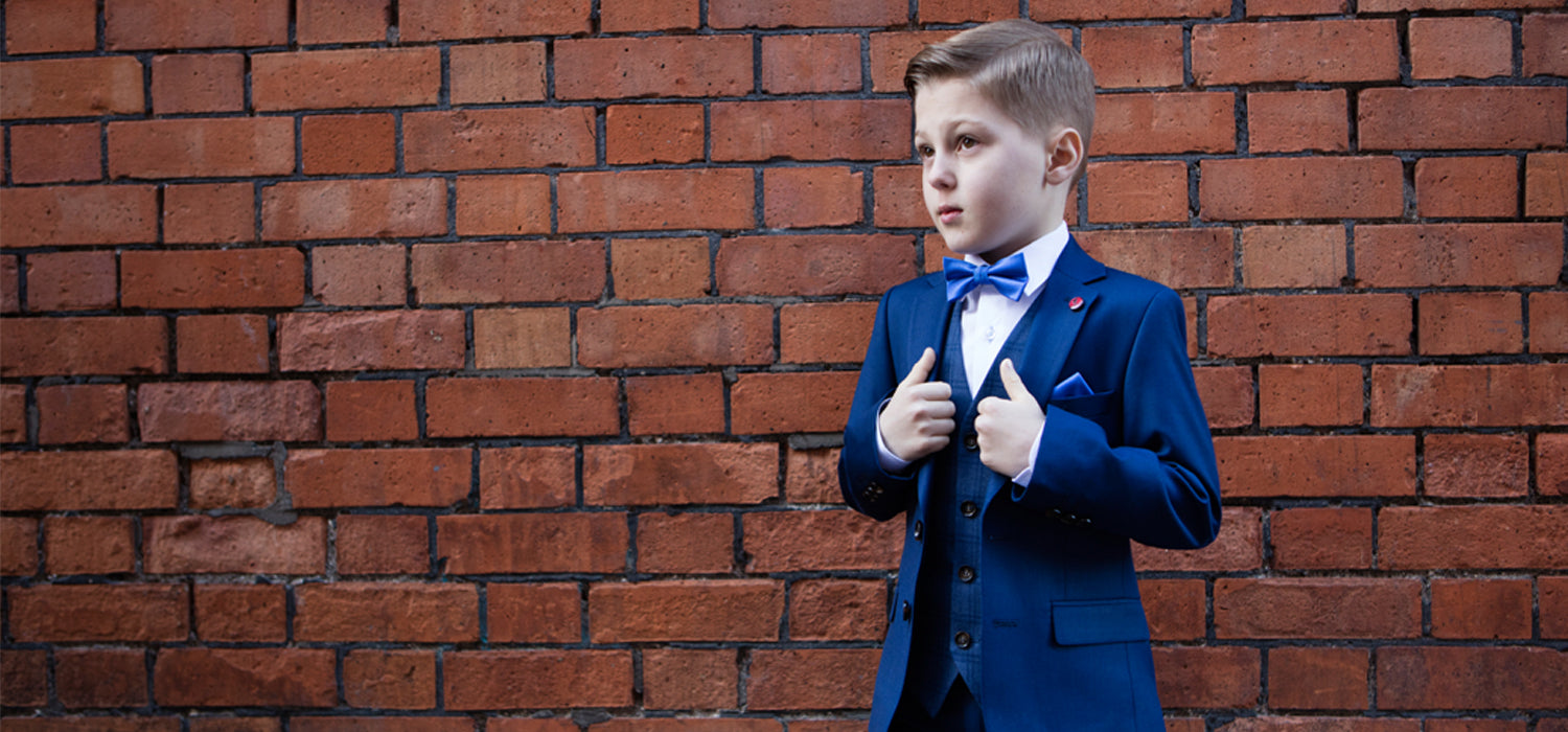 Boys Communion Suit Benetti Menswear