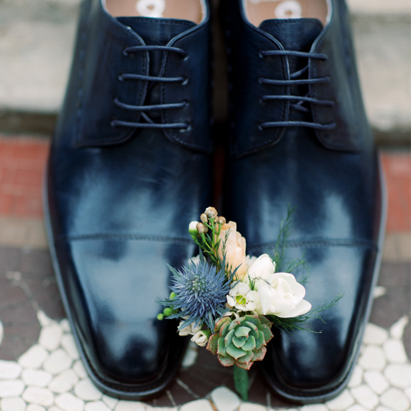 Benetti Menswear Wedding Shoes