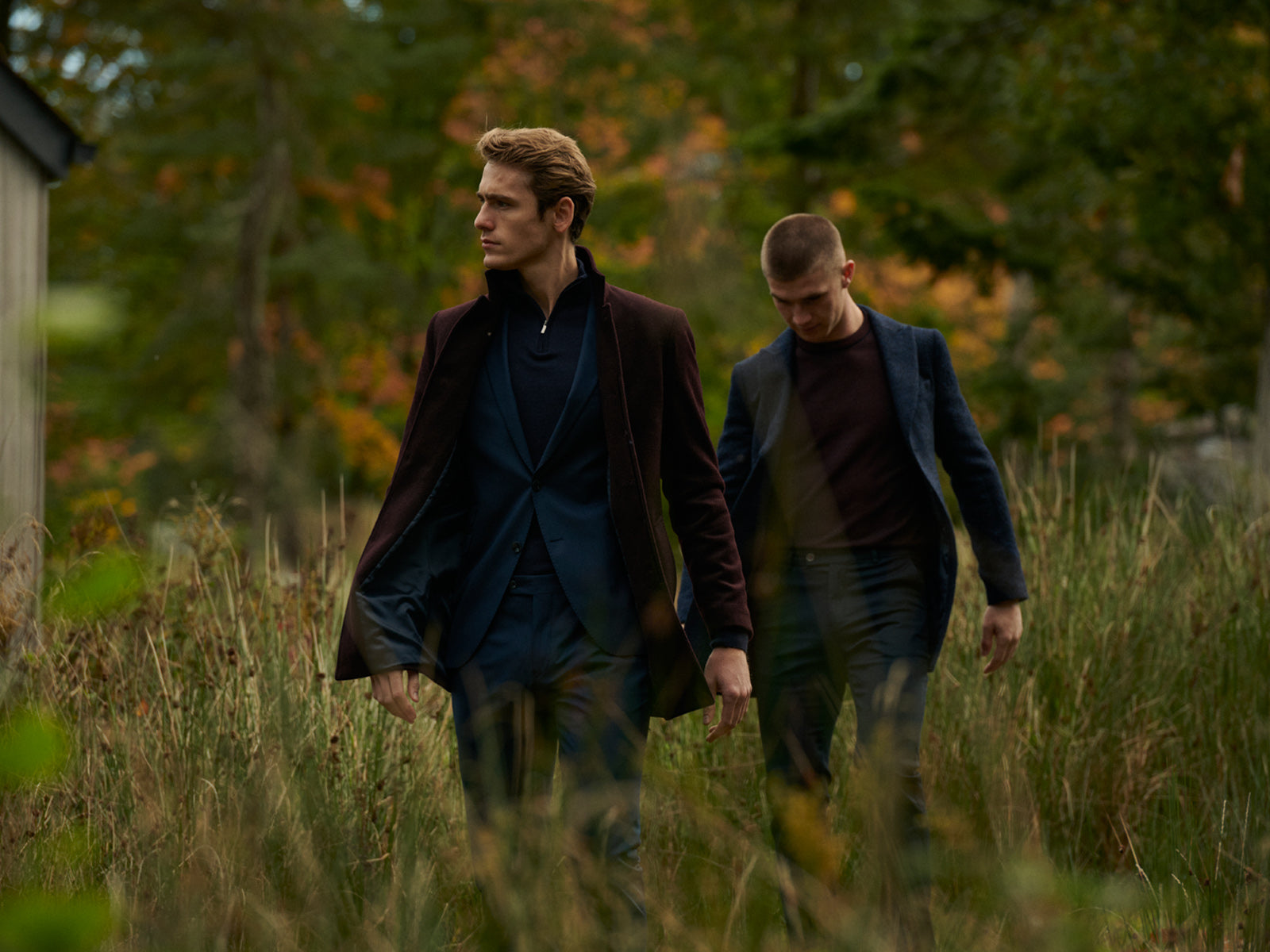 Autumn Winter Collections By Benetti Menswear