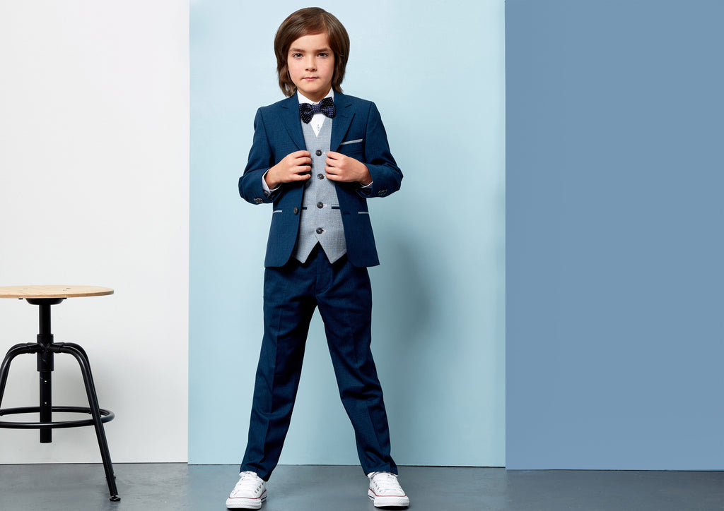 New Boys Suits for Communion