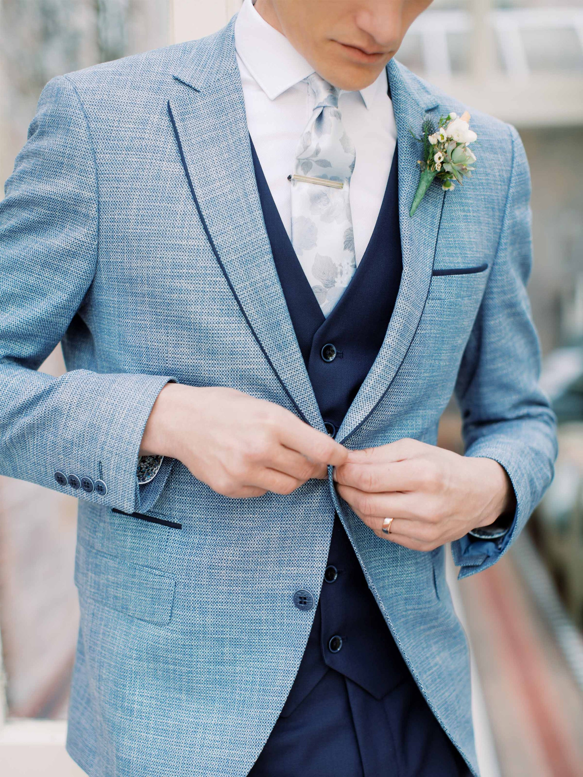 Benetti Trenton Wedding Jacket