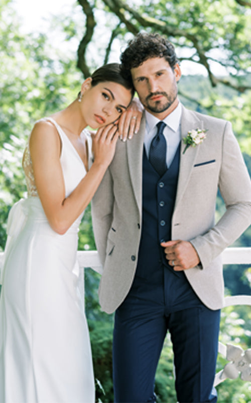 Wedding Collection Benetti Menswear