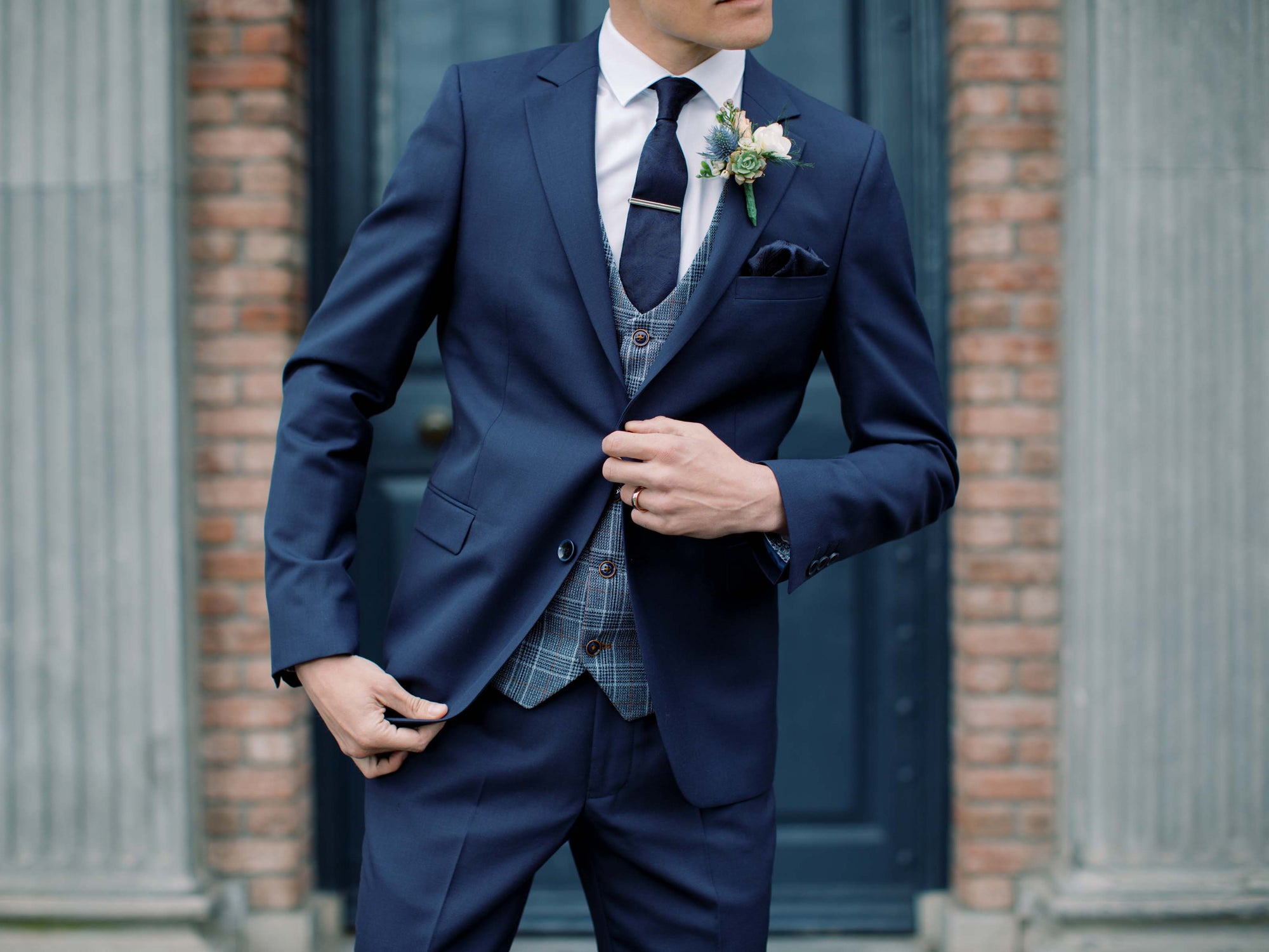 Benetti Menswear New Wedding Collections