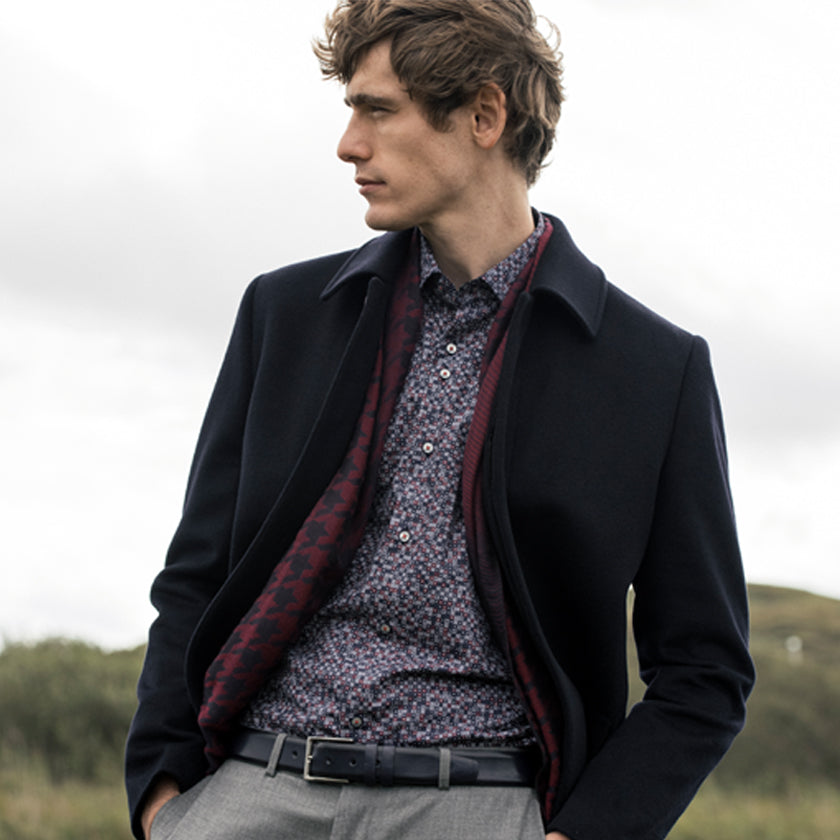 Benetti Menswear Shirting