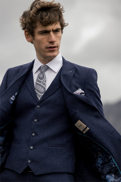 Colton 3 Piece Suit By Benetti Menswear
