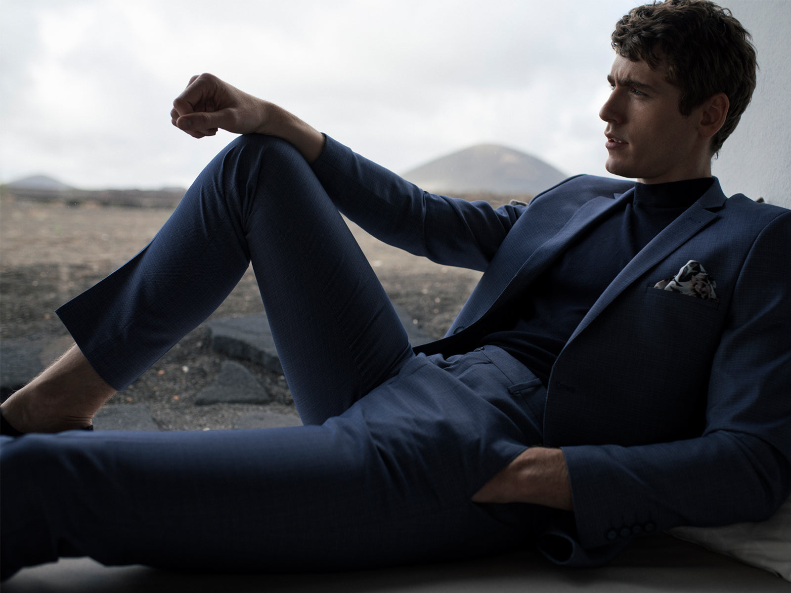 Benetti Menswear Spring Suiting