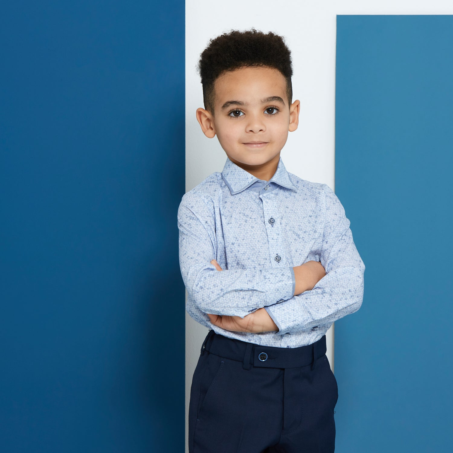 Benetti Boyswear Shirting