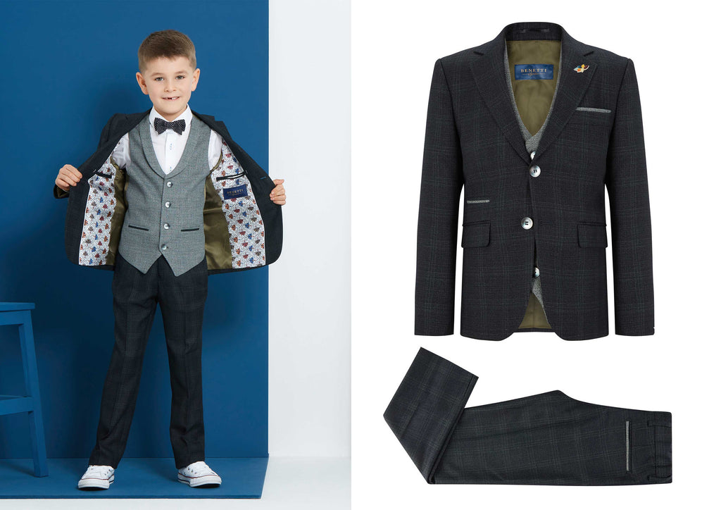 Joey Forest Boys Suit