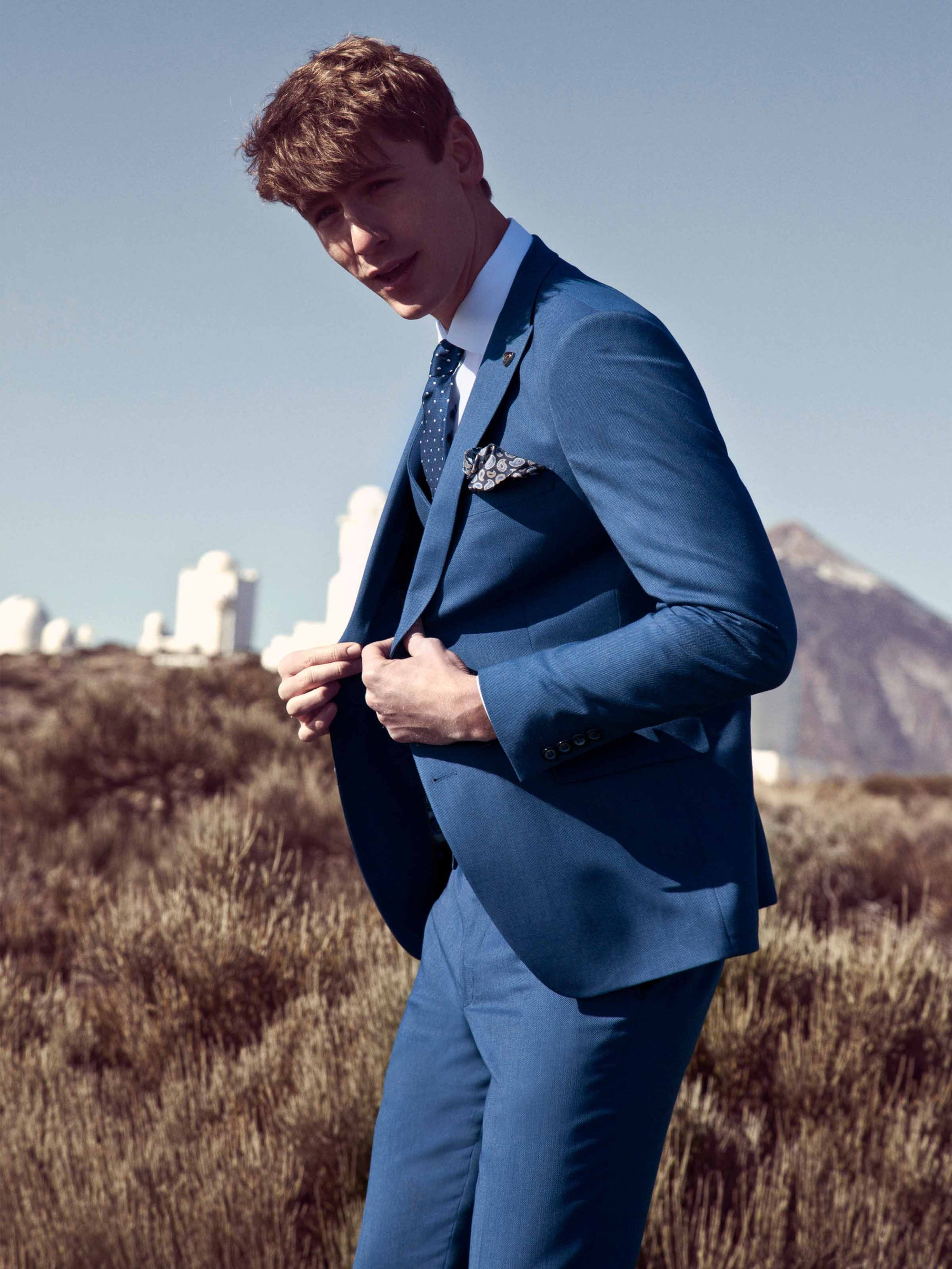 Lennon Suit By Benetti Menswear