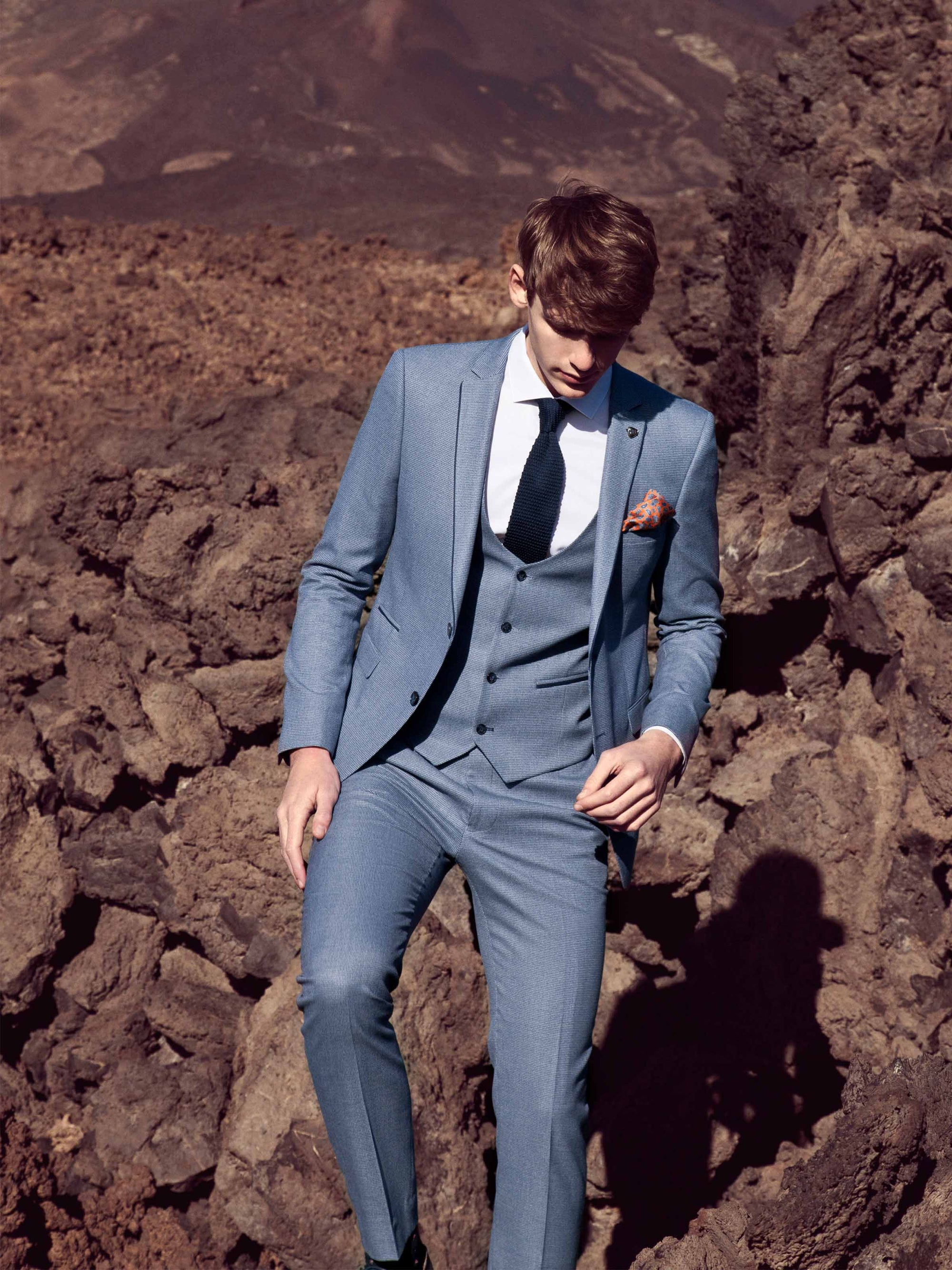 Lennon Suit By Benetti
