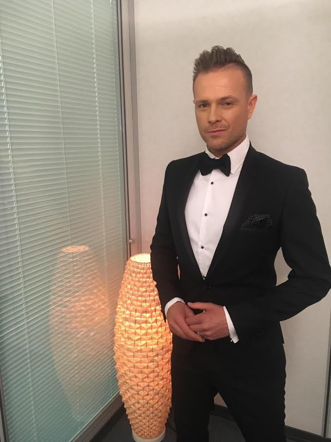 Nicky Byrne, Dancing With The Stars, Benetti, Benetti Menswear, Benetti Suit
