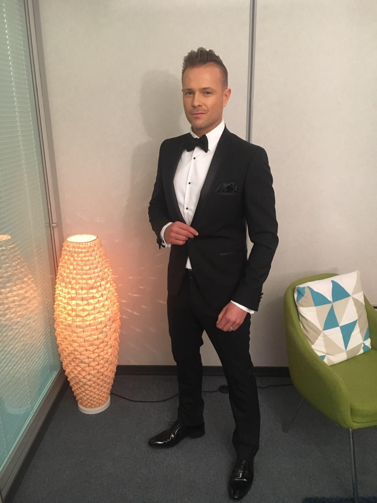 Nicky Byrne, Dancing With The Stars, Benetti, Benetti Menswear