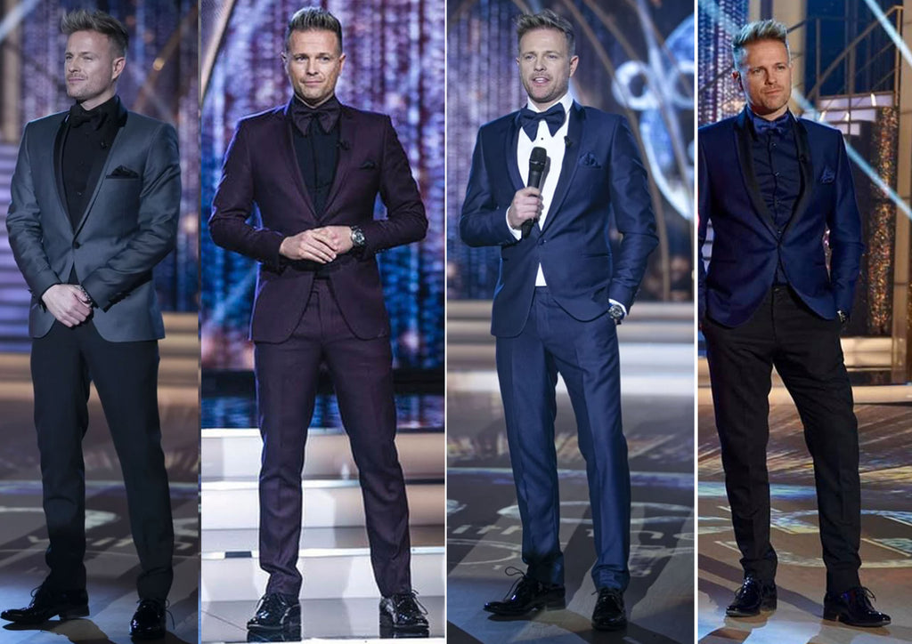 Nicky Byrne Styled In Benetti Menswear