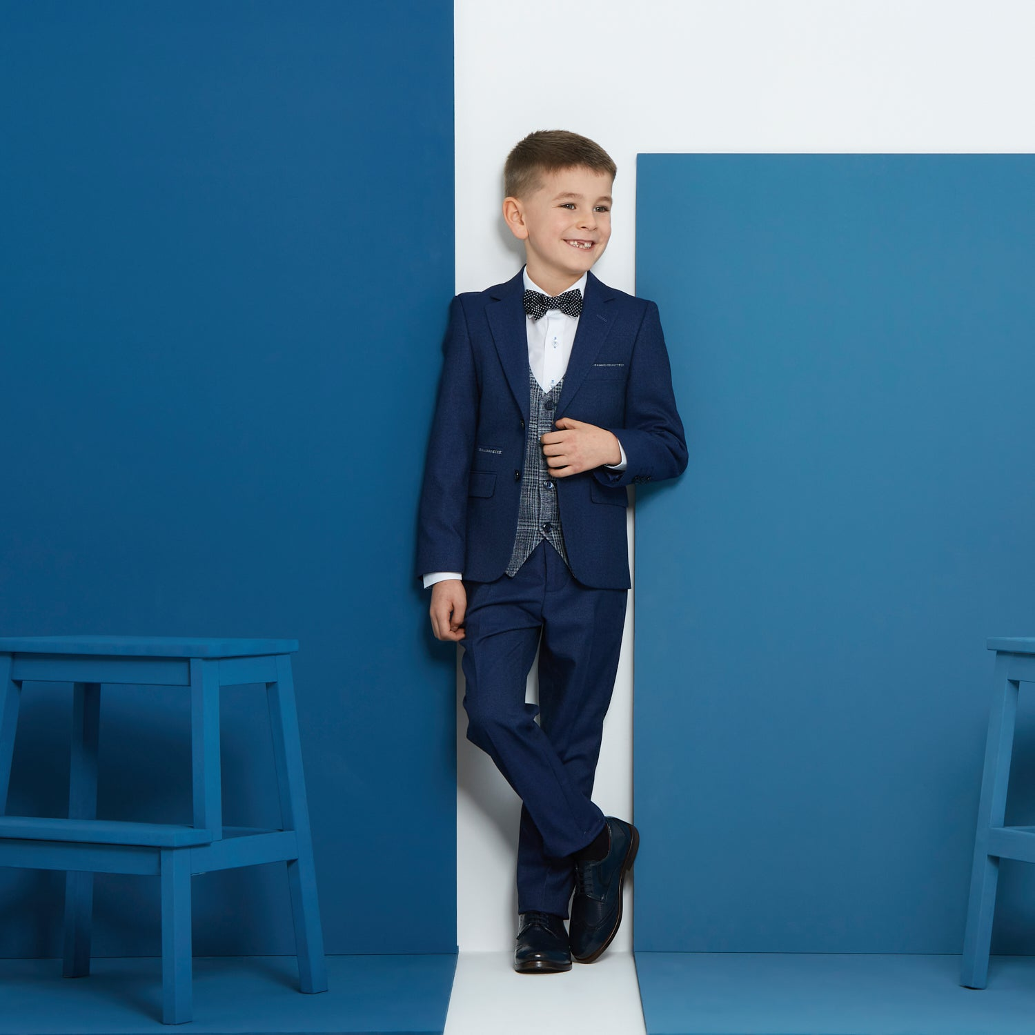Boys Benetti Suits