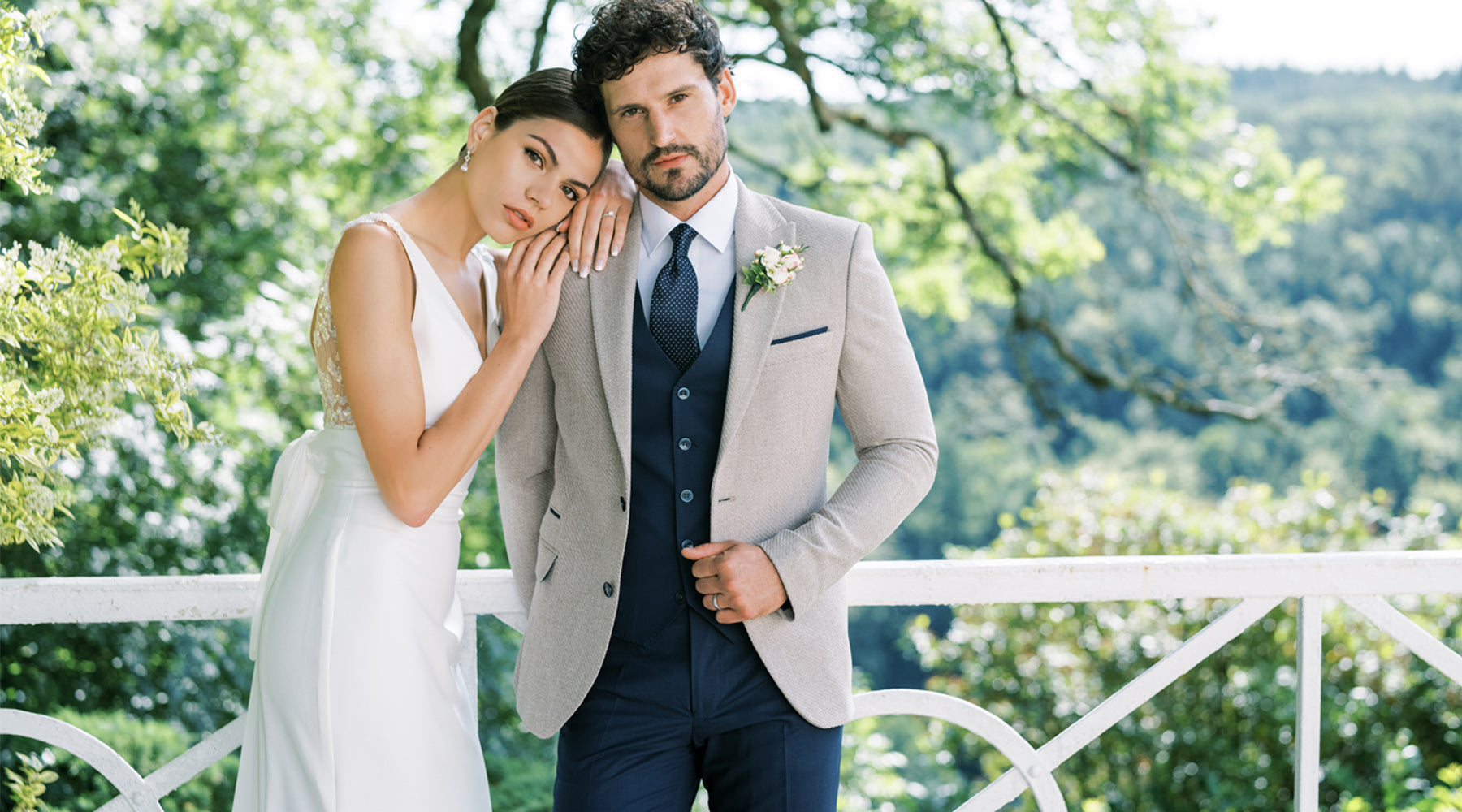 Benetti Menswear Wedding Collections SS21