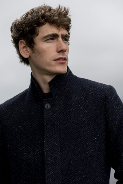 Benetti Menswear Wool Coat