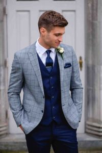 Benetti, Benetti Menswear, Wedding Collections, Wedding Suits, Groom, Groomsman, Wedding, Irish Designed, Benetti Suit, 2