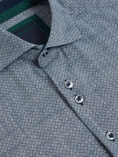 ANTHONY NAVY BENETTI SHIRT