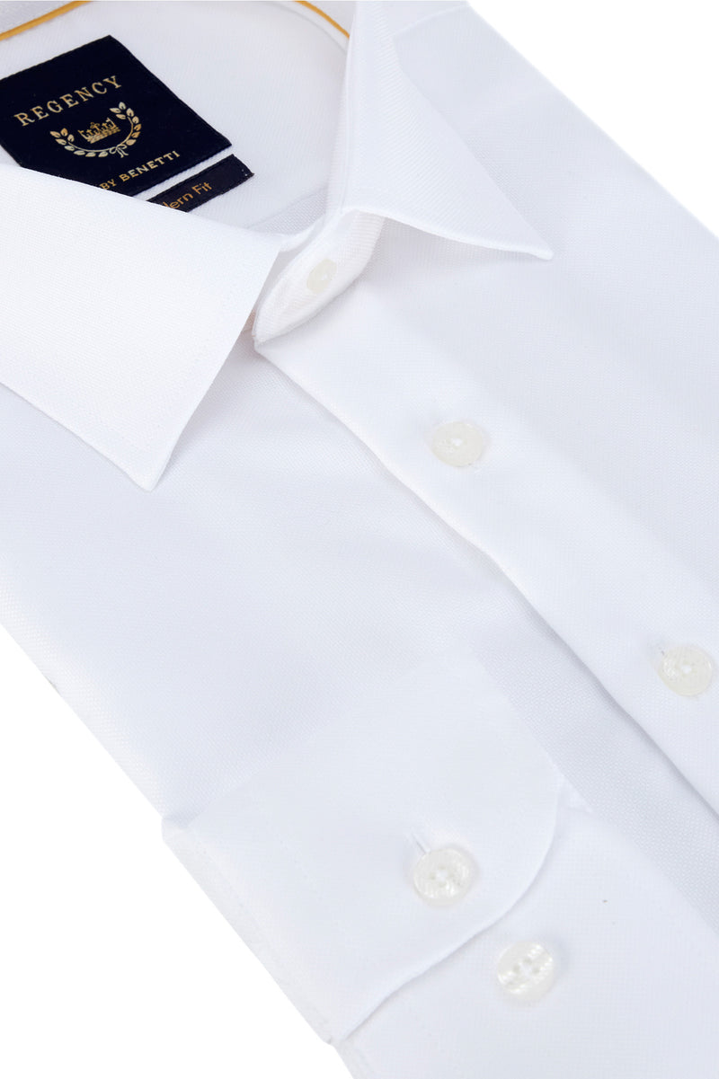 Regency Ethan White Shirt