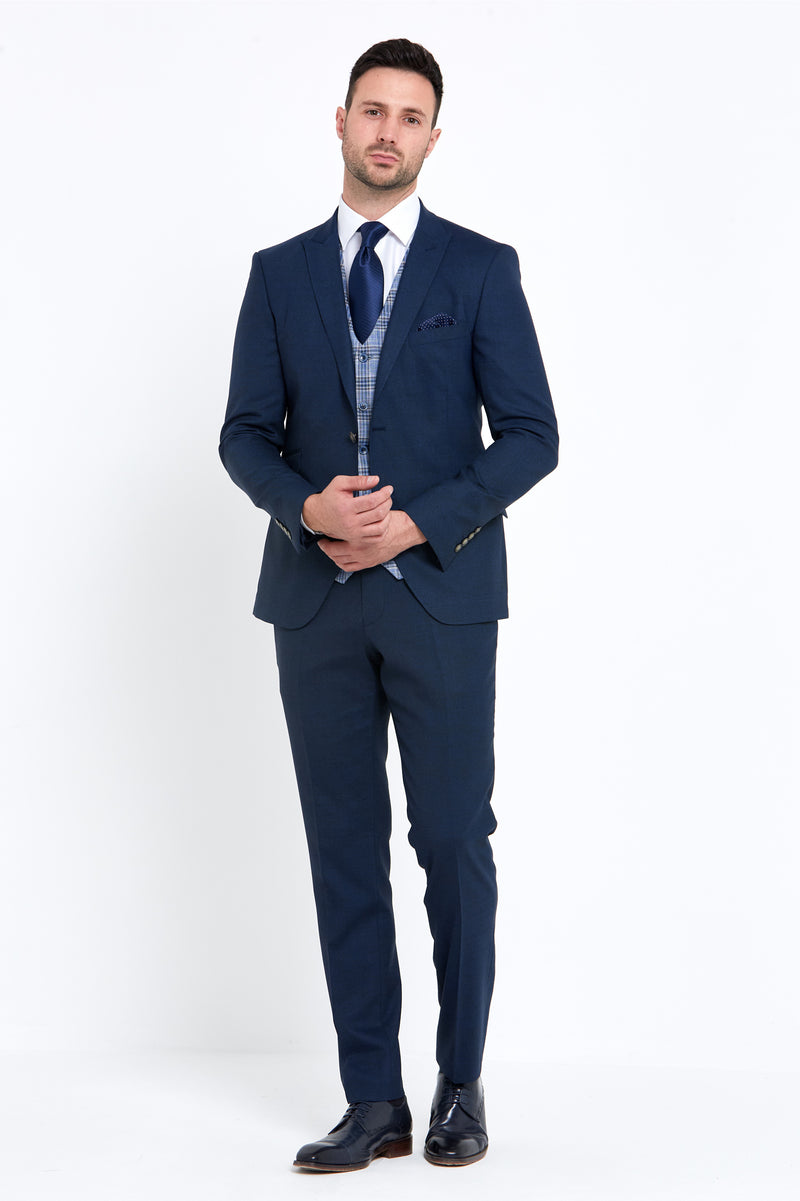 Benetti Jacob Indigo Suit