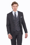 Joey Wine Slim fit Benetti Suit