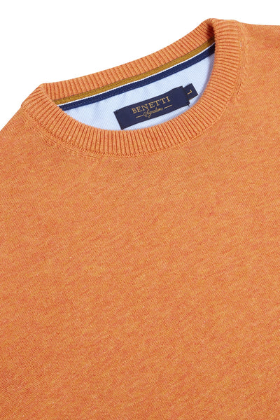 Crew Neck Benetti Sweater