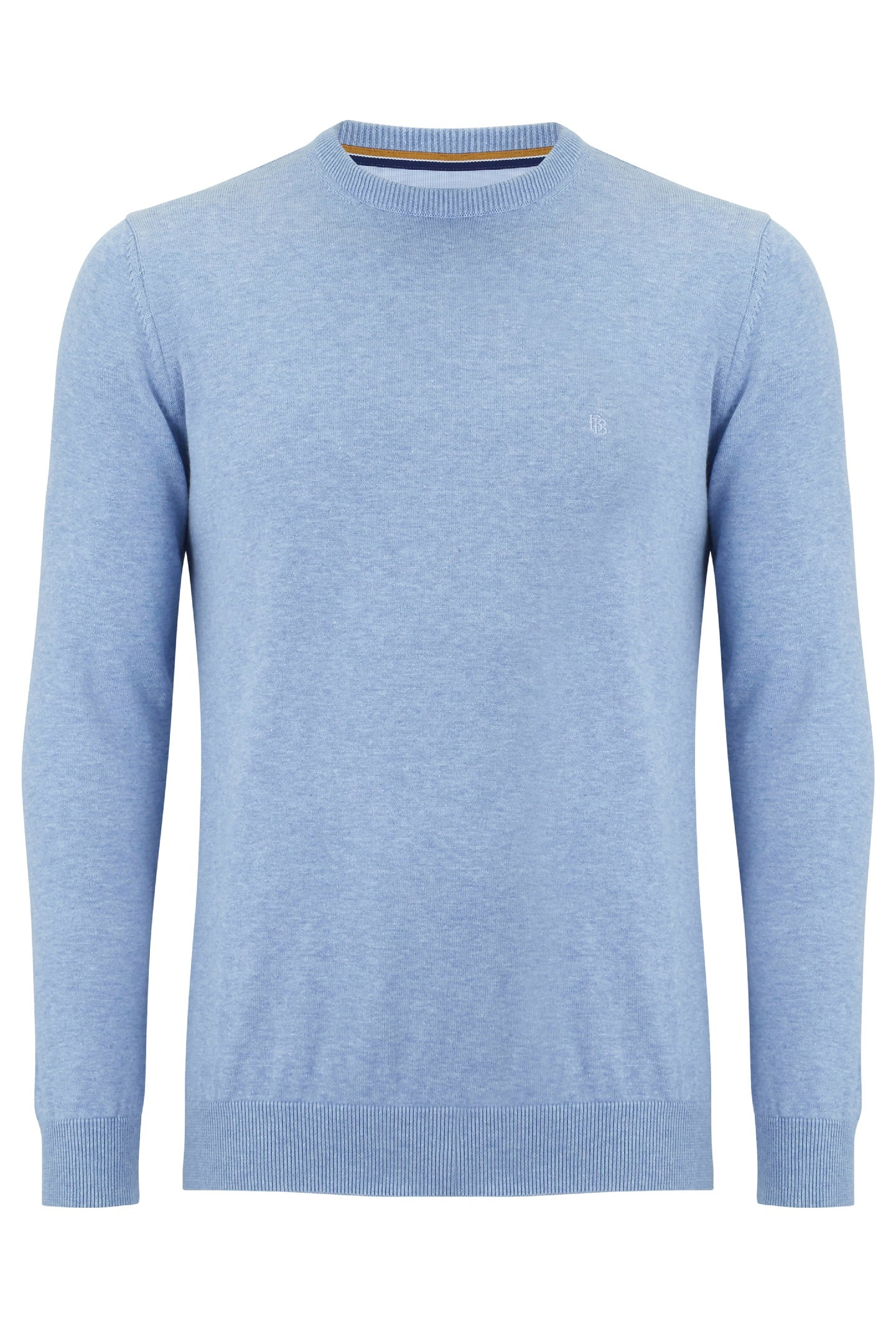 Crew Neck Benetti Menswear Sweater