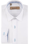Benetti Boys White Shirt