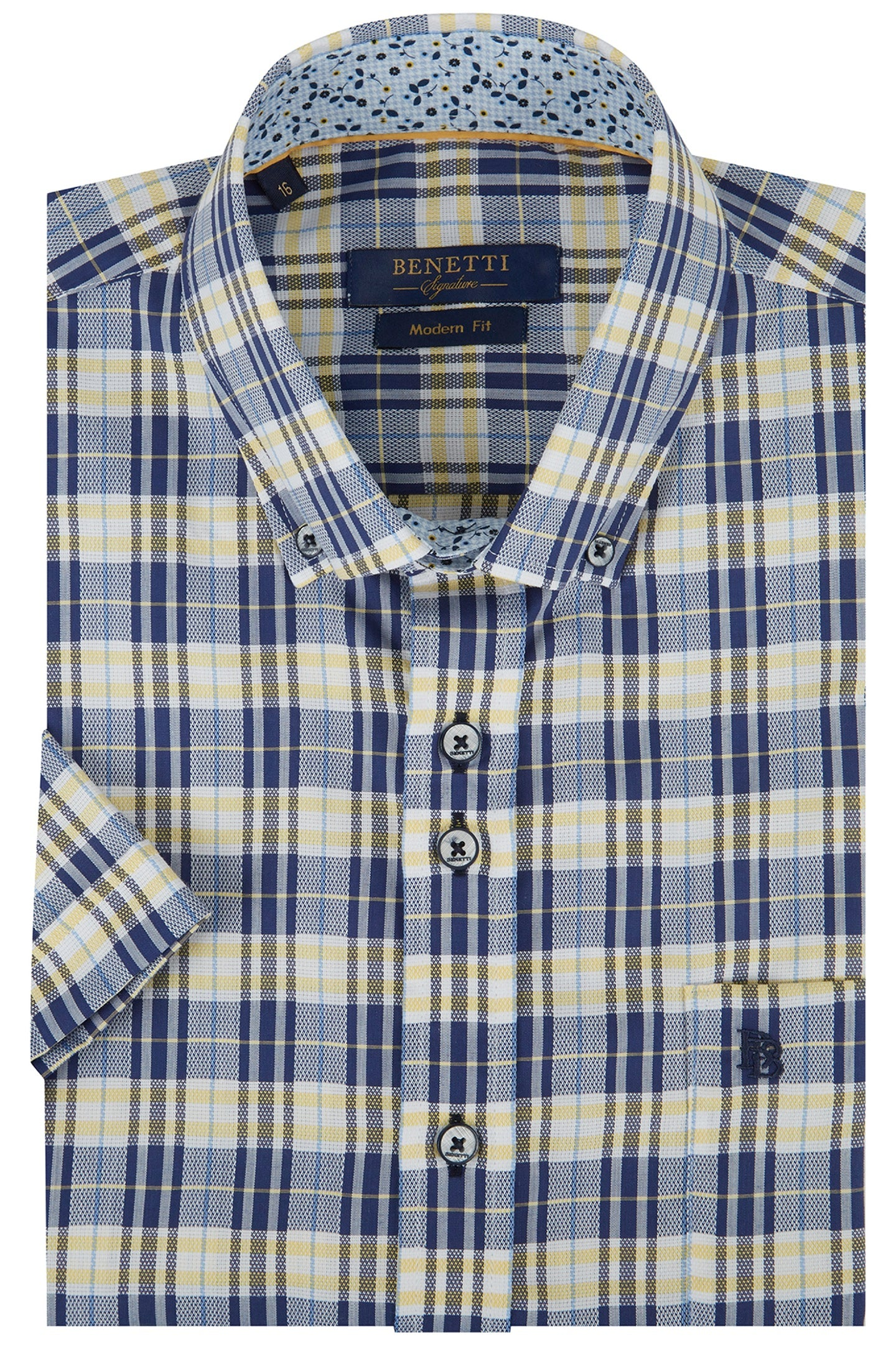 Benetti Bret Short Sleeve Shirt