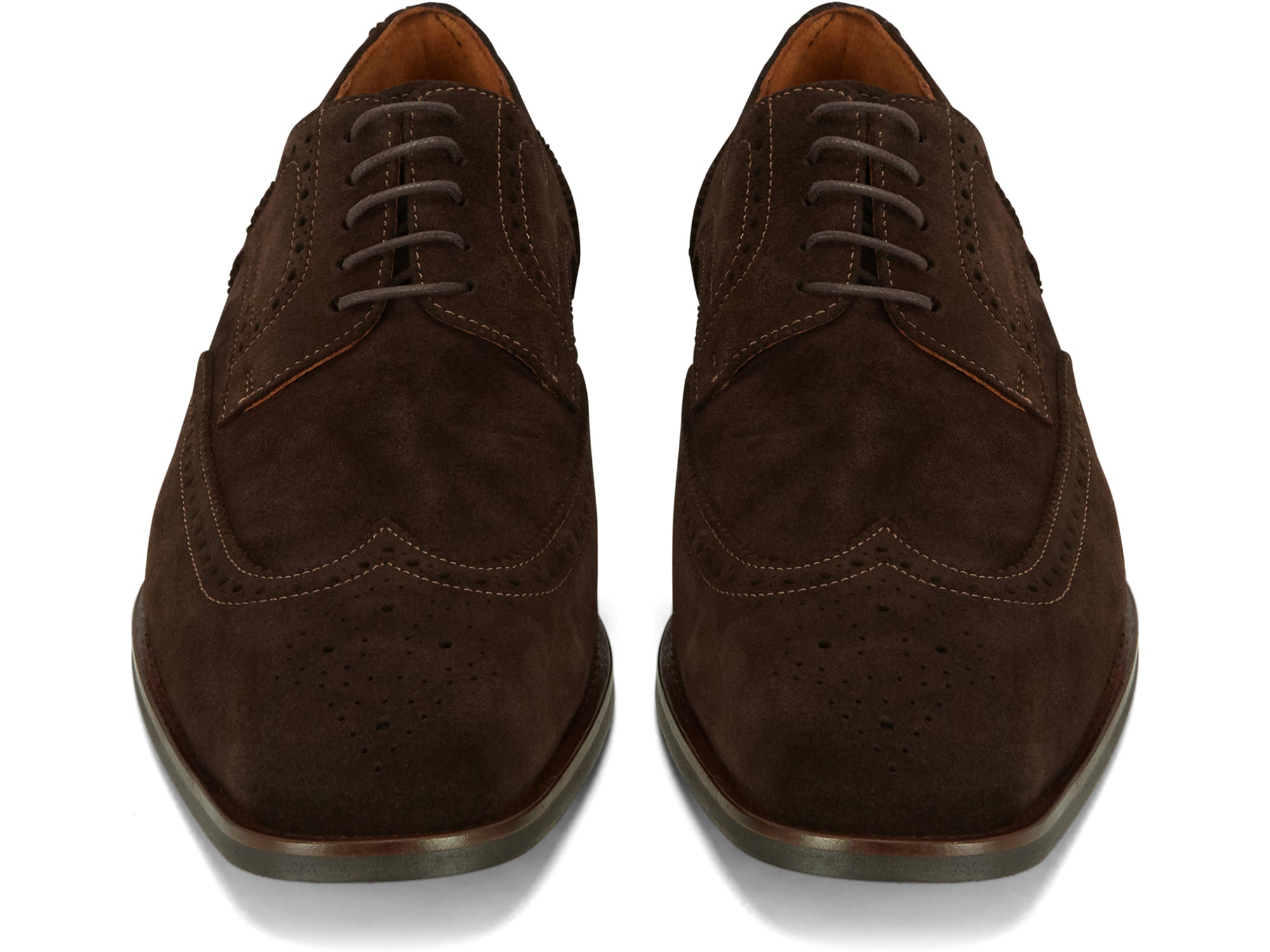 Smith Suede Brogue