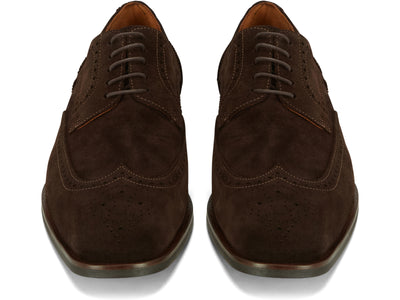 Benetti Suede Brogue