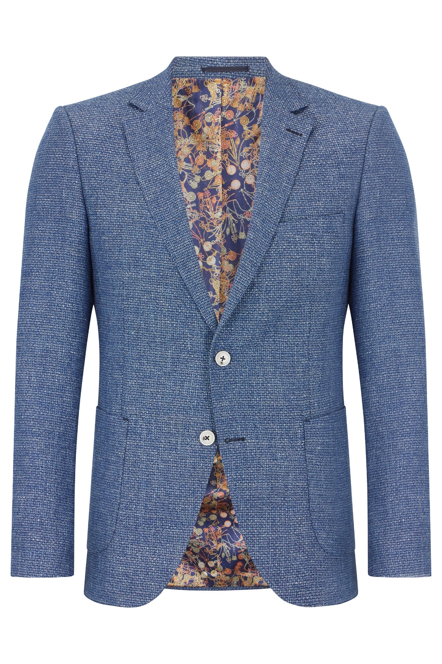 Chris Blue Blazer