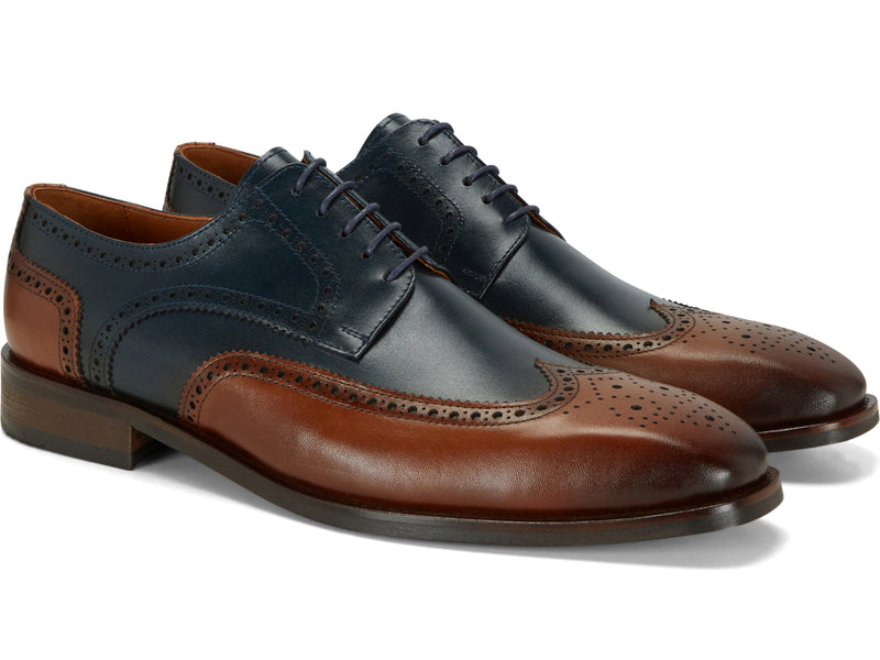 Benetti Brogue Shoe