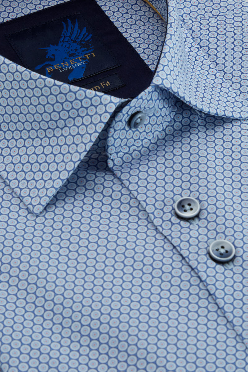 Benetti_Menswear_Short_ Sleeve_Shirt