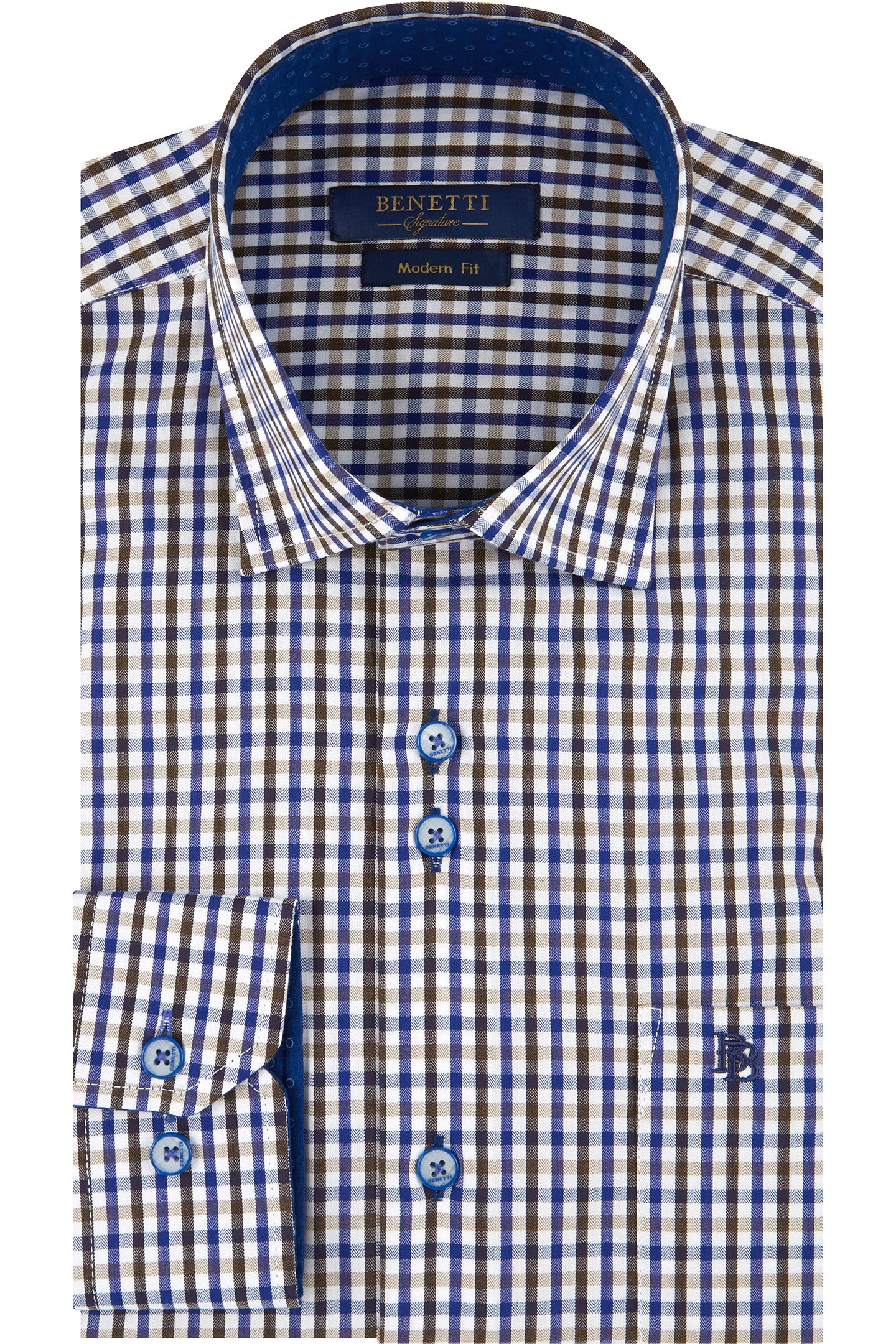 Benetti Claude Long Sleeve Shirt