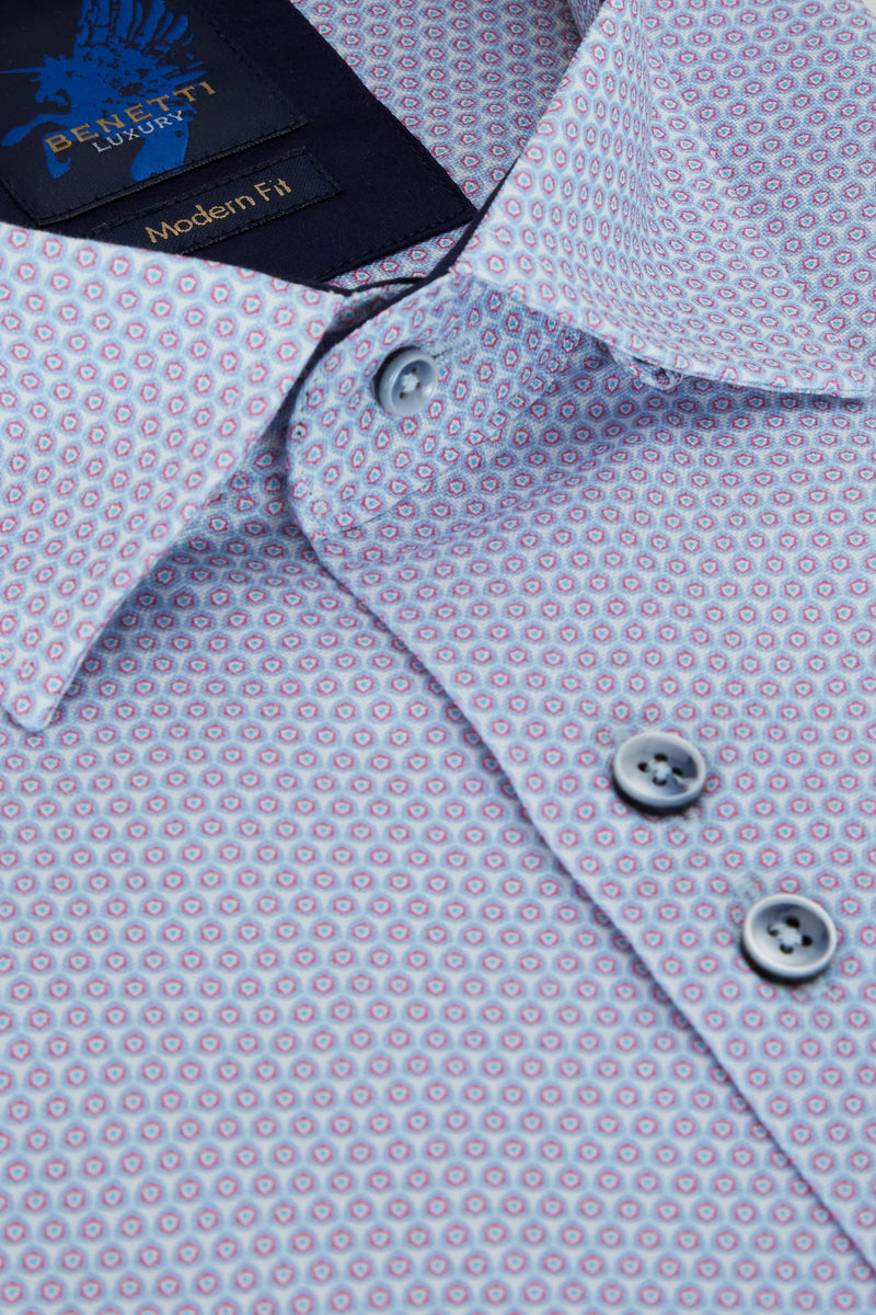 Benetti_Short_Sleeve_Colm_Shirt