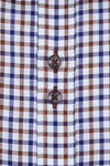 Benetti Check Shirt