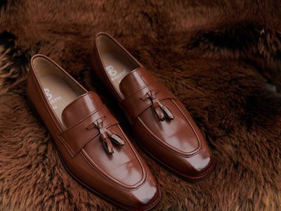 Benett Curtis Tan Loafer