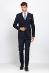 Cusack Navy Suit