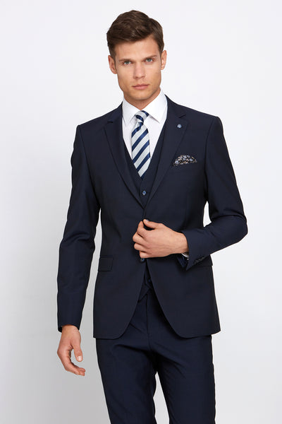 Cusack 3 Piece Suit